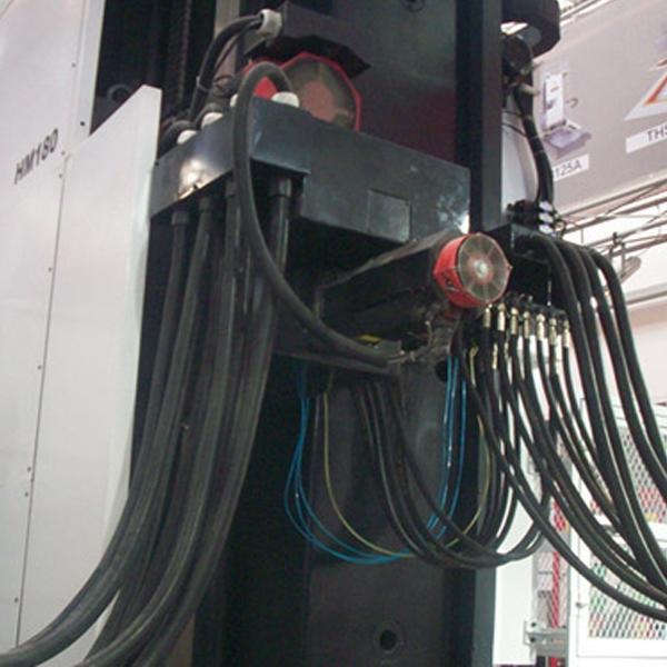 机械用高压液压油管案例