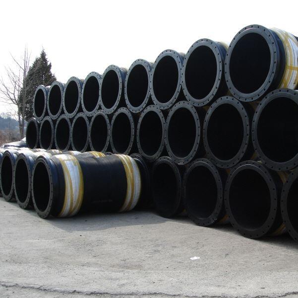 大口径疏浚胶管