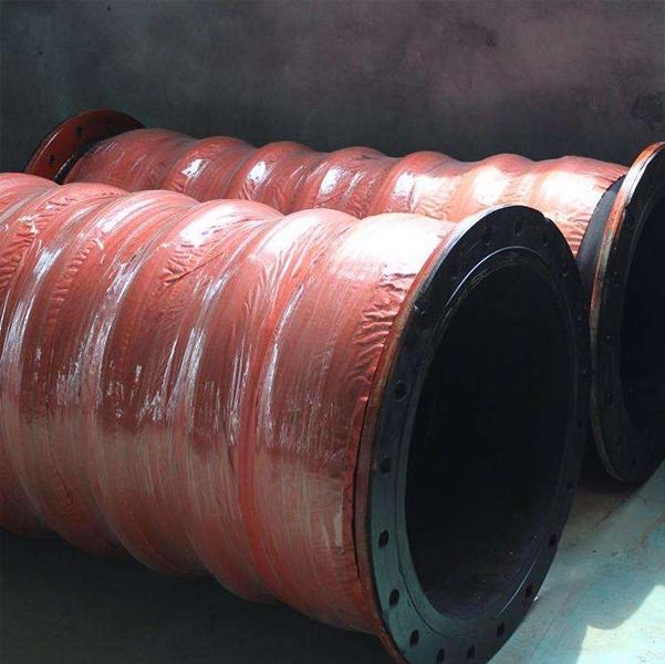 大口径输水胶管