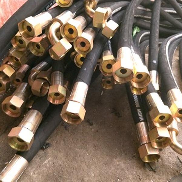 钢丝缠绕管
